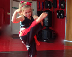 Kids Martial arts | West Midlands Kickboxing