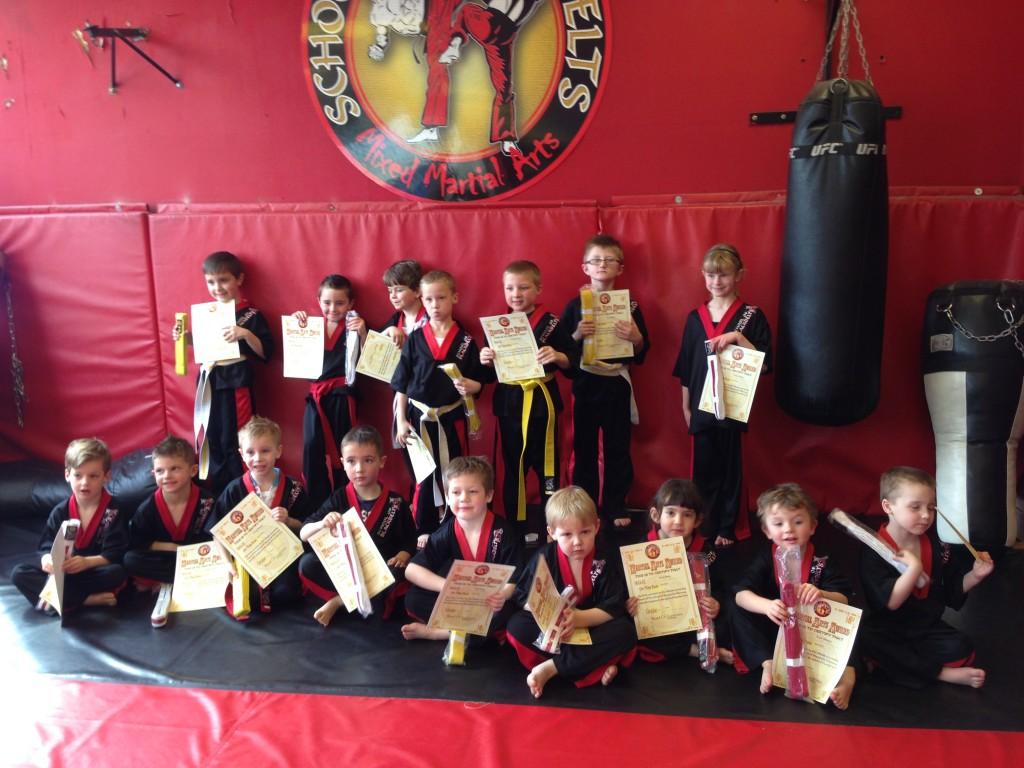 Kingswinford Kickboxing Kids | Kids Martial Arts