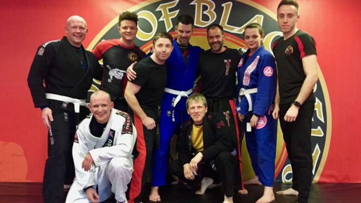 School of Black Belts 21st Anniversary