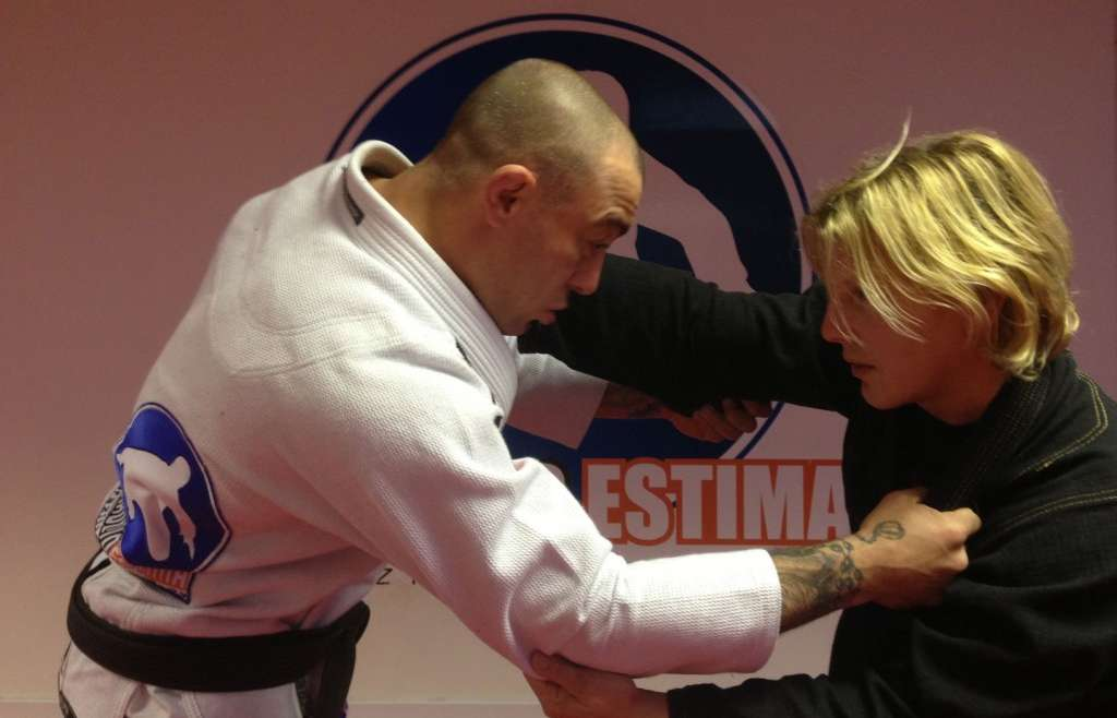 Neil Simkin – BJJ Training