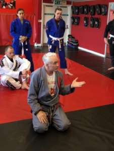 Brazilian Jiu Jitsu Seminar By John B Will at School of Black Belts